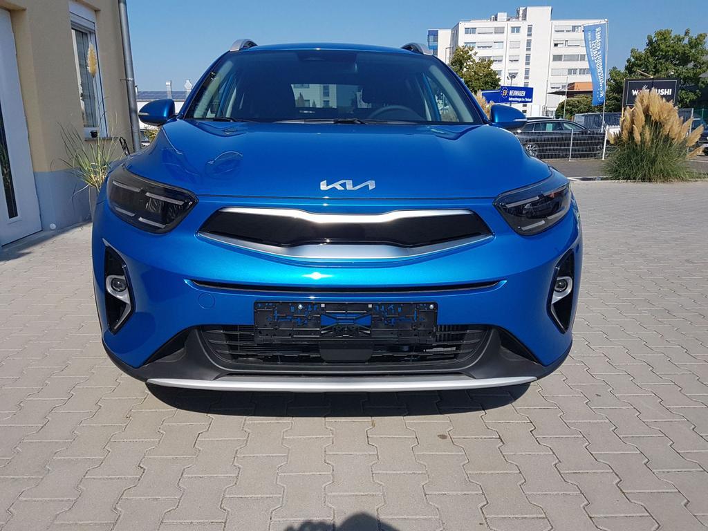 Kia / Stonic /  / Top / Blau /