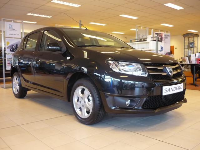 Dacia Sandero - Laureate Facelift (Comfort) - Bestellfahrzeug frei konfigurierbar