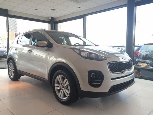 Kia Sportage - Dynamic Plus Line