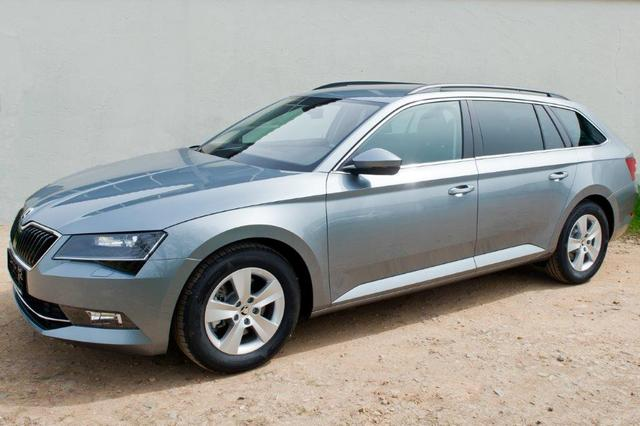 Skoda Superb Combi - Laurin & Klement