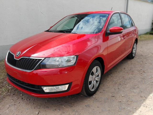 Skoda Rapid Spaceback - Active -Facelift-