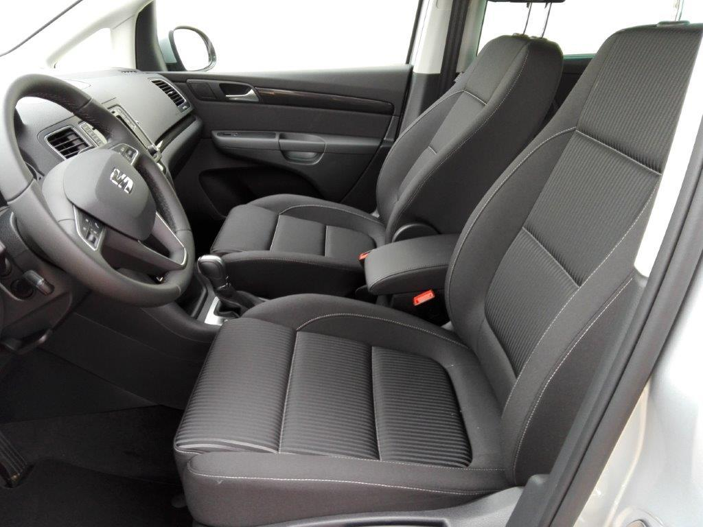 seat alhambra siete style 7 sitzer navi automobile kr mer. Black Bedroom Furniture Sets. Home Design Ideas