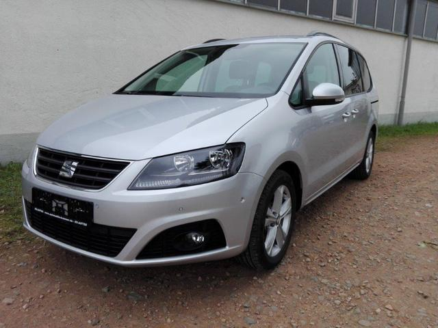 Seat Alhambra - Style Advanced inkl. Metallic