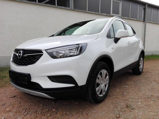 Opel Mokka X - Innovation -2019- Leder, LED, Eye, ..