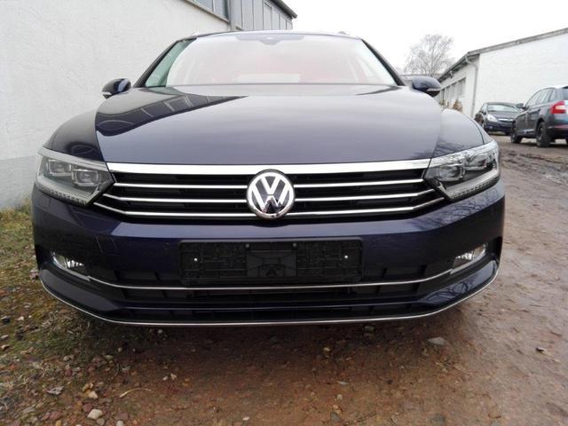 Volkswagen Passat Variant Comfortline Premium Navi 2019 Automobile