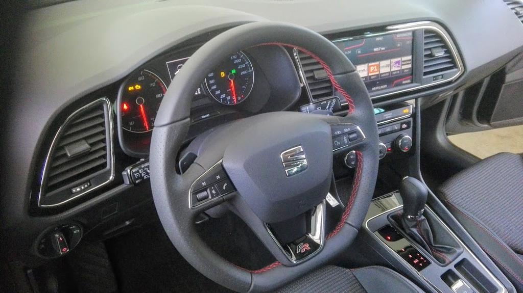 seat leon st xcellence automobile kr mer. Black Bedroom Furniture Sets. Home Design Ideas