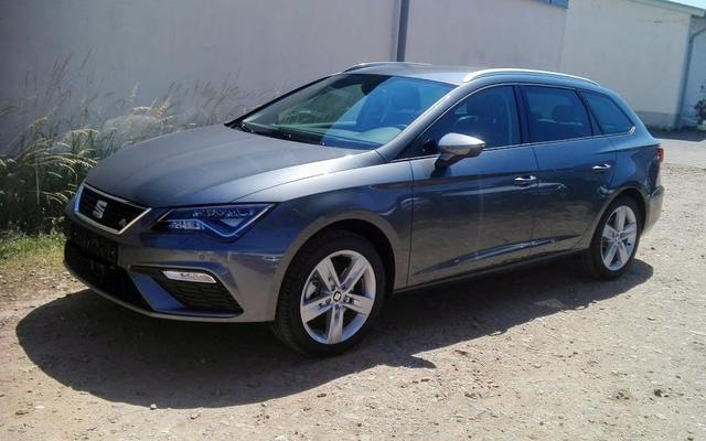 Seat Leon ST - Style -SHZ, Full LED, Full-Link, Media System Plus