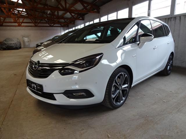 Opel Zafira - Online Edition