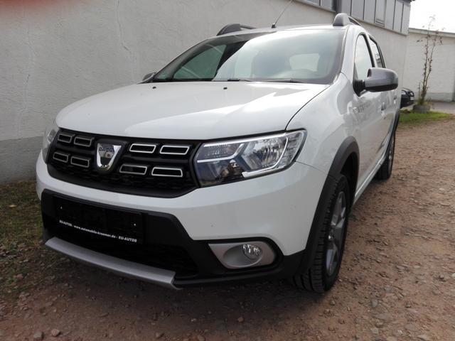Lagerfahrzeug Dacia Sandero - Stepway Laureate (Prestige) Navi Einparkhilfe Kamera Klimaauto