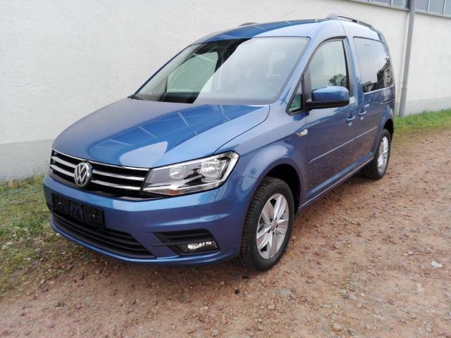Bestellfahrzeug, konfigurierbar Volkswagen Caddy - Trendline Radio Tempomat FRONT ASSIST