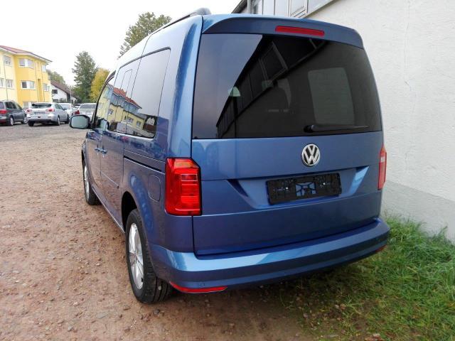 Volkswagen Caddy Highline Klimaauto PDC Sitzheizung Alcantara