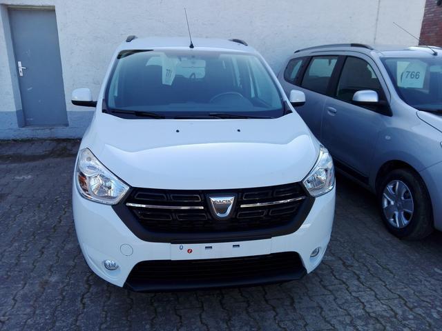 Lagerfahrzeug Dacia Lodgy - SL Open (Essential) 7-Sitzer
