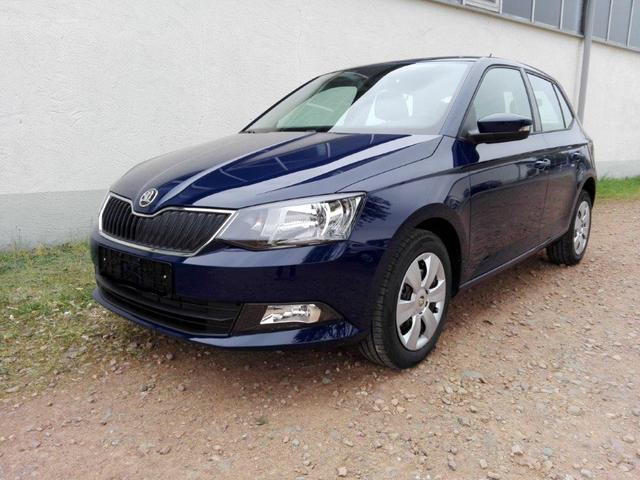 Skoda Fabia - Active Facelift