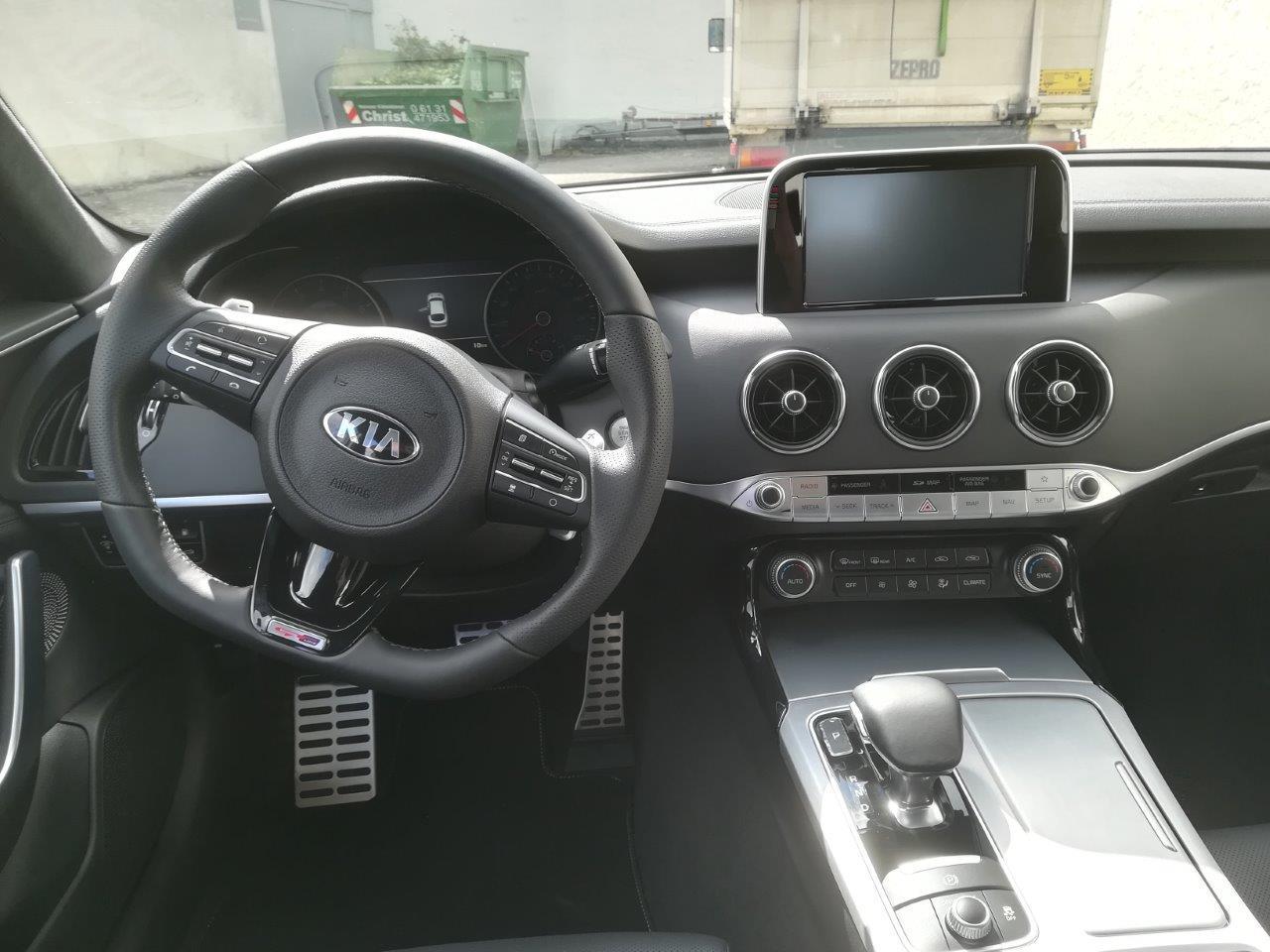 Kia Stinger Gt 2019 Automobile Kramer
