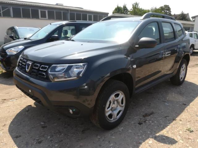 Dacia Duster - SL Techroad