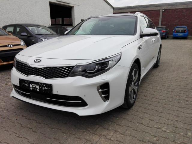 Kia Optima Sportswagon - M - 2019