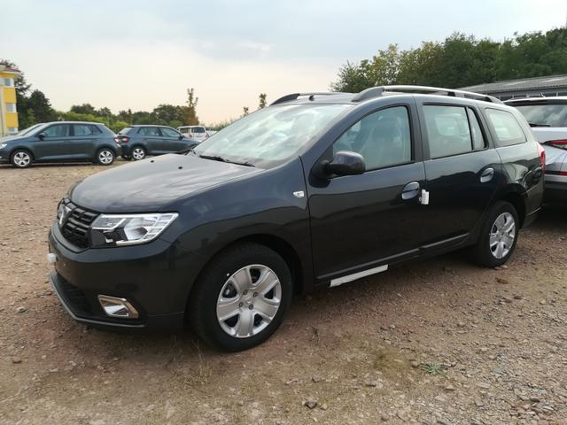 Dacia Logan MCV - Access Dachreling Tagfahrlicht Bestellfahrzeug frei konfigurierbar
