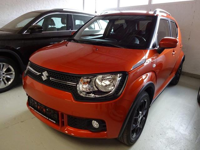 Bestellfahrzeug, konfigurierbar Suzuki Ignis - Select (Comfort)