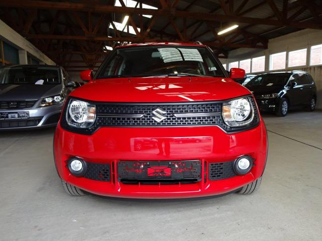 Vorlauffahrzeug Suzuki Ignis - Select (Comfort)