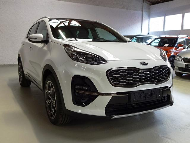 Kia Sportage - GT Line (DCT) LED Panoramadach Vollleder NAVI