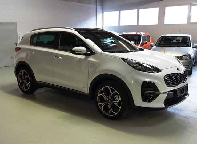 Kia Sportage GT Line (DCT) + LED, Panoramadach