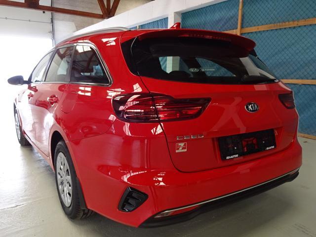 Kia Ceed Sportswagon Business Line Navi 17 Zoll Klimaauto