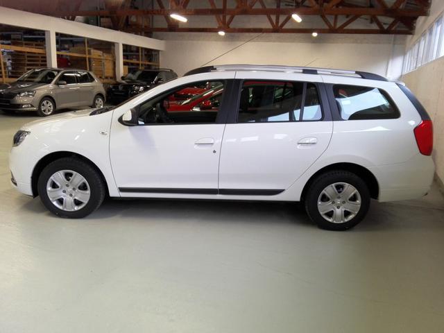 Vorlauffahrzeug Dacia Logan MCV - Stepway Navi PDC Kamera Klimaauto