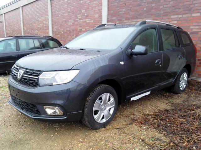 Dacia Logan MCV - Laureate Comfort Klima Radio Bluetooth Nebelscheinwerfer Vorlauffahrzeug