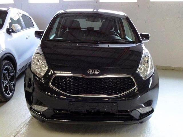 Kia Venga - Business Dream Team Metallic NAVI PDC Klimaauto Winterpaket