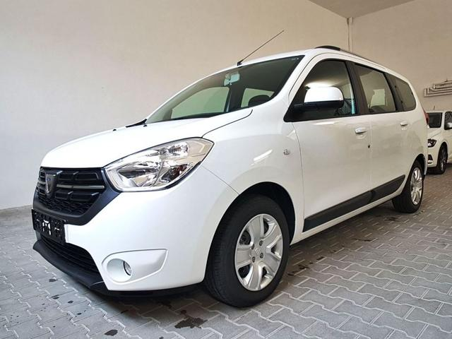 Vorlauffahrzeug Dacia Lodgy - SL Open (Essential) 7-Sitzer Klima Radio NSW Ersatzrad