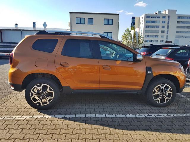 Dacia Duster - Prestige +Klimaautomatik, Hand free Card