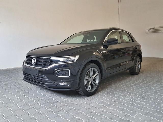 Volkswagen T-Roc - Design - Bestellfahrzeug frei konfigurierbar