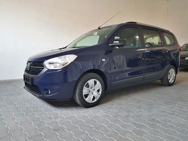Vorlauffahrzeug Dacia Lodgy - Laureate (Comfort) 7-Sitzer PDC Klima Plug&Radio Komfort-Paket