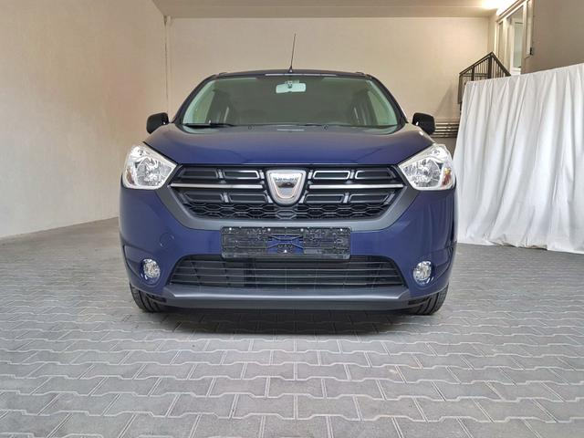 Vorlauffahrzeug Dacia Lodgy - Laureate (Comfort) SOFORT 7-Sitzer PDC Klima Komfort-Paket