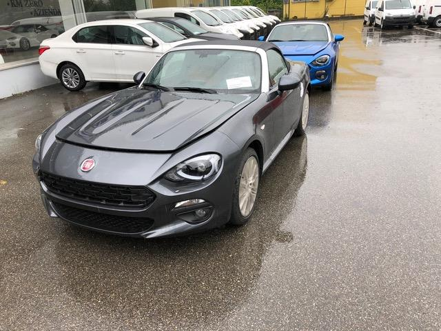 Fiat 124 Spider - Lusso 1.4 Multi Air 103kW AT