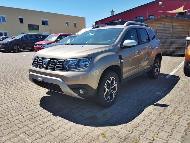 Vorlauffahrzeug Dacia Duster - Comfort Klima Radio Bluetooth