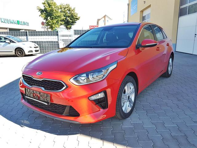 Kia cee'd - ExecutiveLine -2020-
