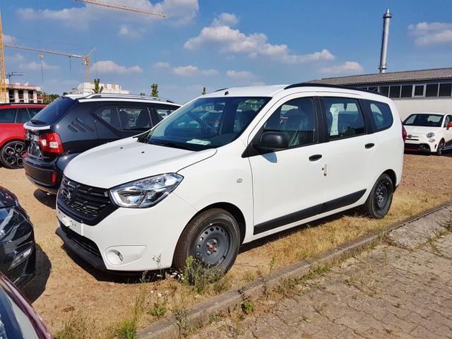 Lagerfahrzeug Dacia Lodgy - Laureate (Comfort) SOFORT 7-Sitzer PDC Klima Komfort-Paket