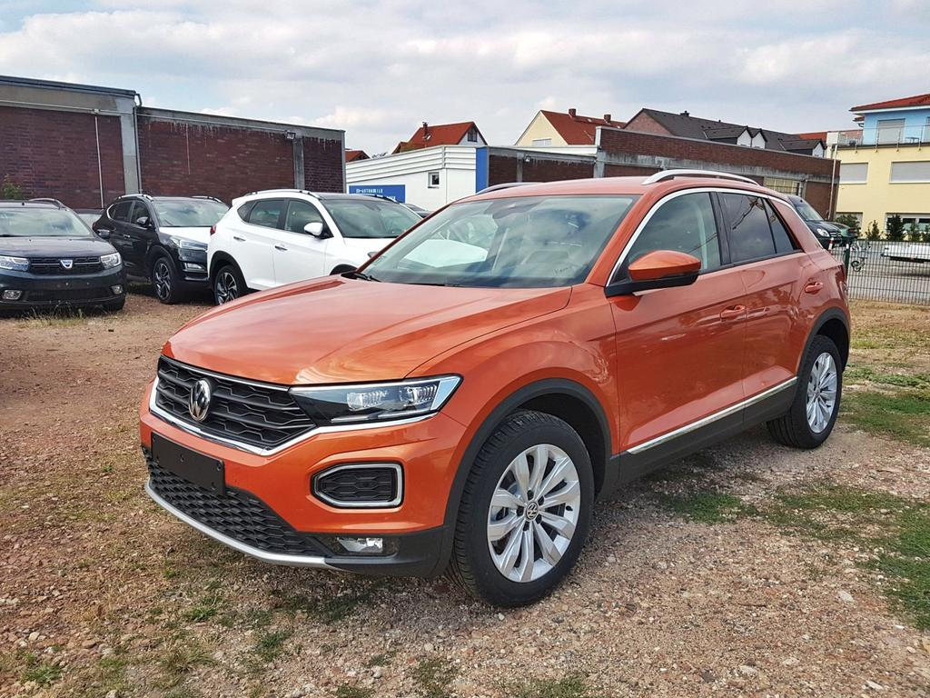 Volkswagen / T-Roc / Orange / Sport /  /
