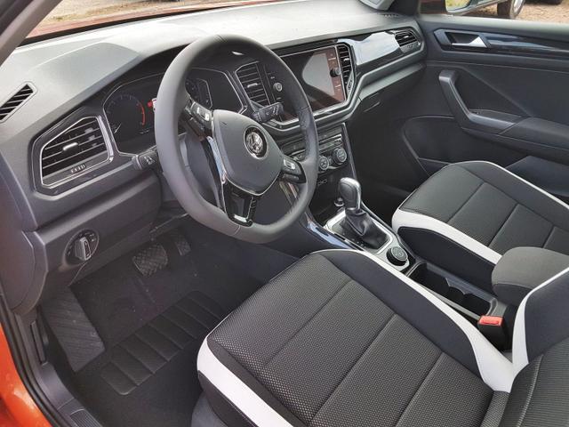 Volkswagen / T-Roc / Orange / Sport /  /