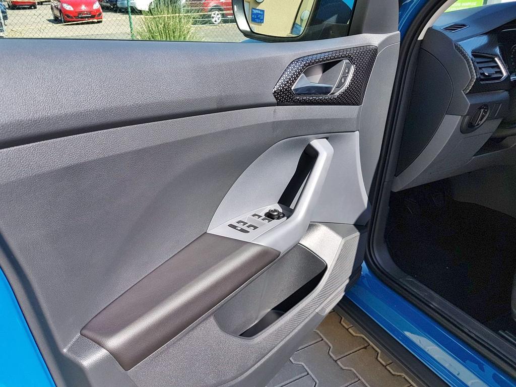 Volkswagen / T-Cross / Blau / Style /  /