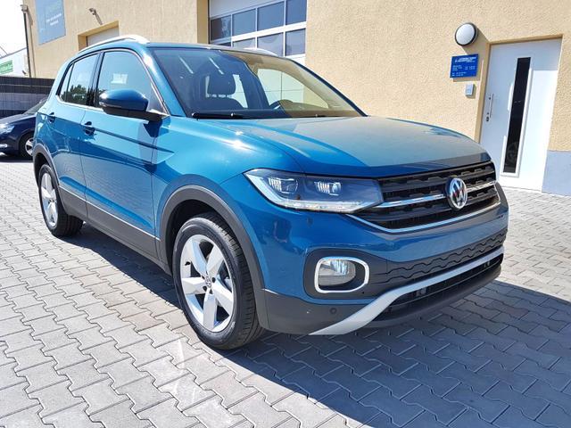 Volkswagen T-Cross - Style - PDC, 5 Jahre Garantie, Winter-Paket
