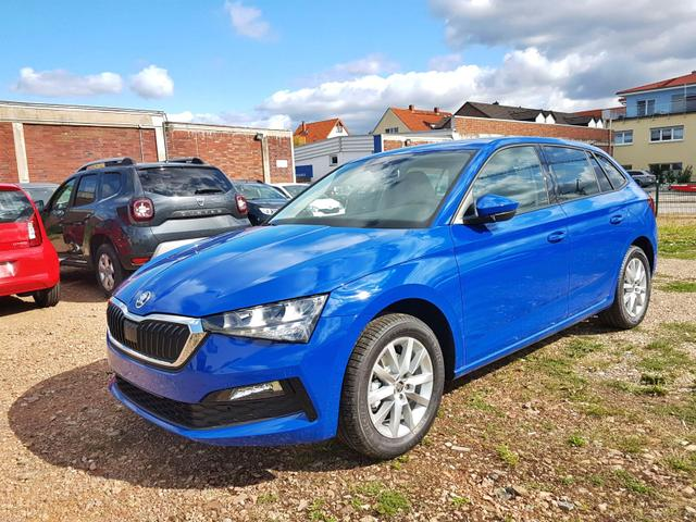 Skoda Scala - Ambition LED Klimaauto BOLERO Smartlink SUNSET