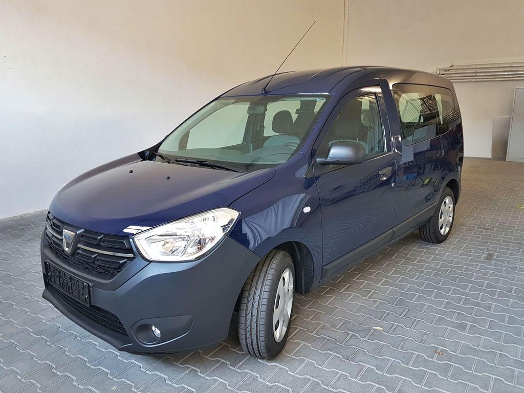 Dacia / Dokker / Blau / Open /  /