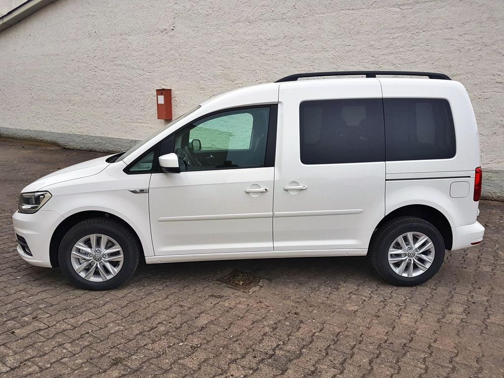 Volkswagen / Caddy / Weiß / Comfortline /  /