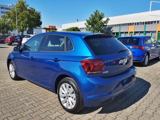 Volkswagen / Polo / Blau / Maraton Edition  /  /