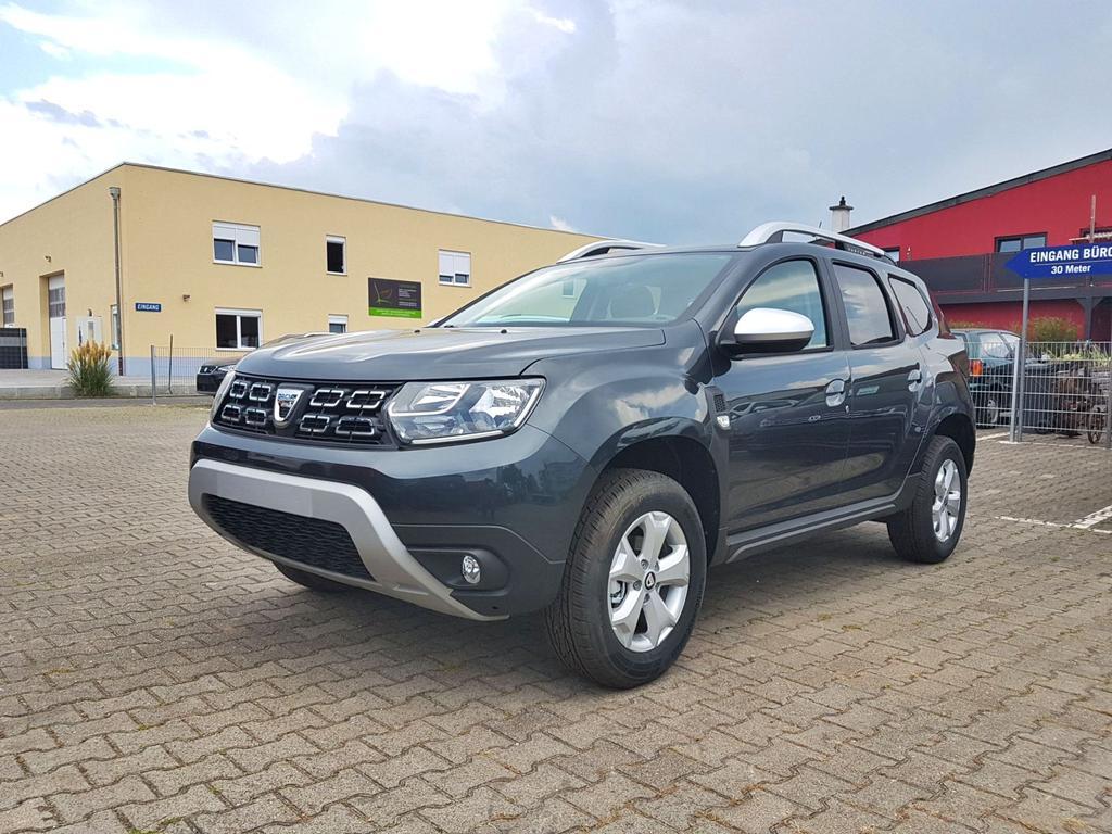 Dacia / Duster / Grau / Comfort  /  /