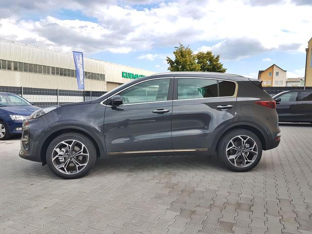 Kia / Sportage / Grau / GT-Line  /  /