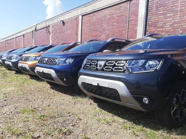 Dacia Duster - Prestige 17 Zoll Navi Sitzheizung Kamera Reserverad