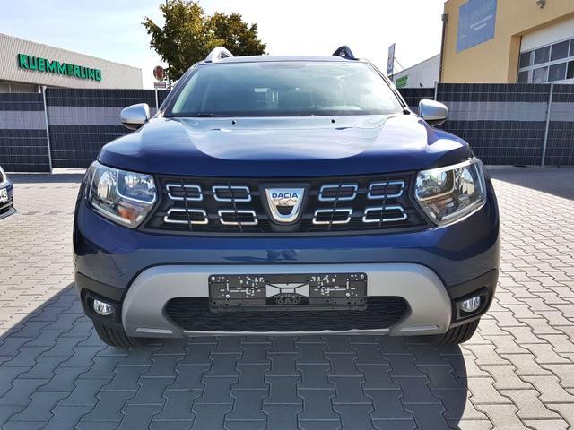 Dacia Duster - Prestige SOFORT 17 Zoll Navi Sitzheizung Kamera Reserverad